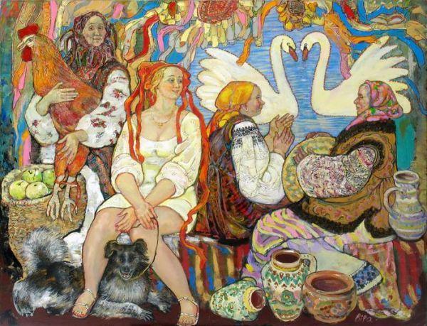 Картинки по запросу Баринова Вера Ивановна художник